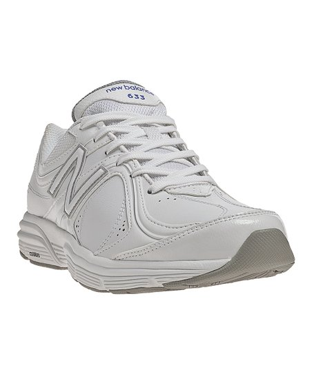 White 633 Cross-Training Shoe - Women