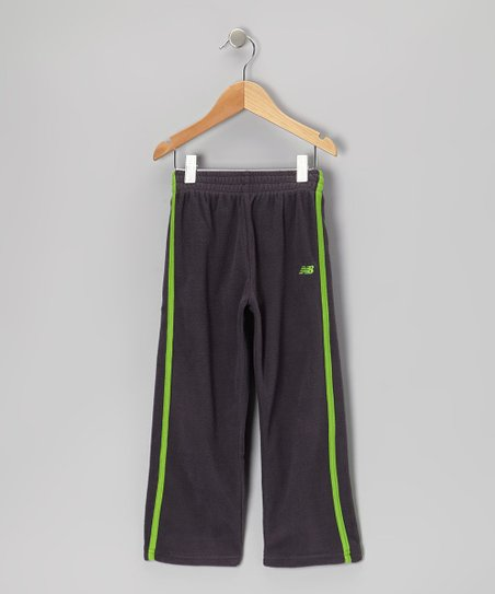 Charcoal Track Pants - Toddler & Boys