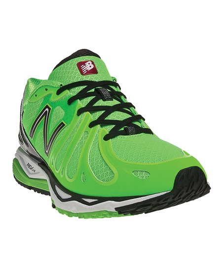 Green & Black M890 Running Shoe - Men