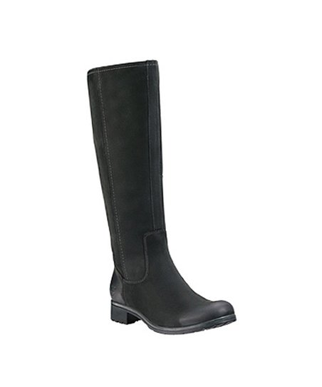 Black Putnam Tall Boot