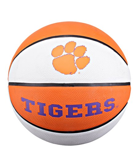 Clemson Rubber Basketball