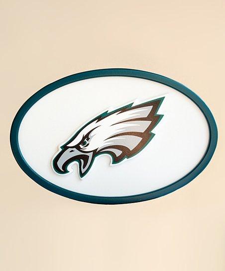 """Philadelphia Eagles 31"""" Logo Wall Art"""