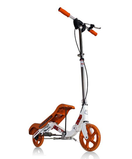 Orange Original Scooter