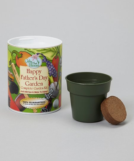 Happy Father's Day Garden Kit