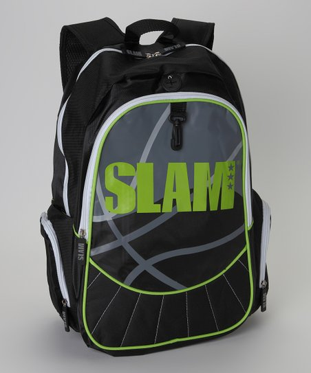 Lime SLAM Backpack