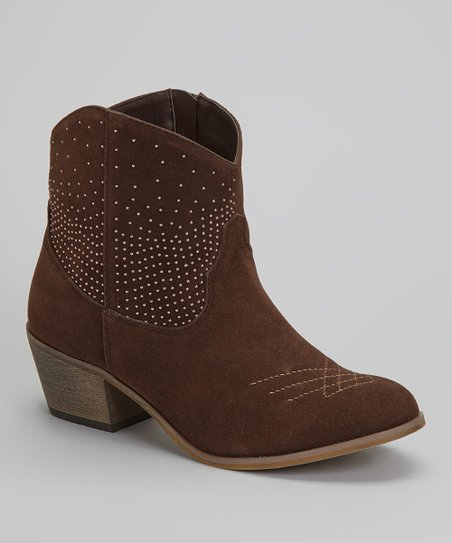 Brown Eve Boot