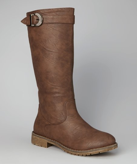 Brown Mart 73 Boot
