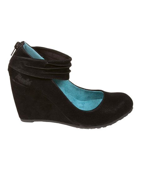 Black Fawn Ingrid Wedge