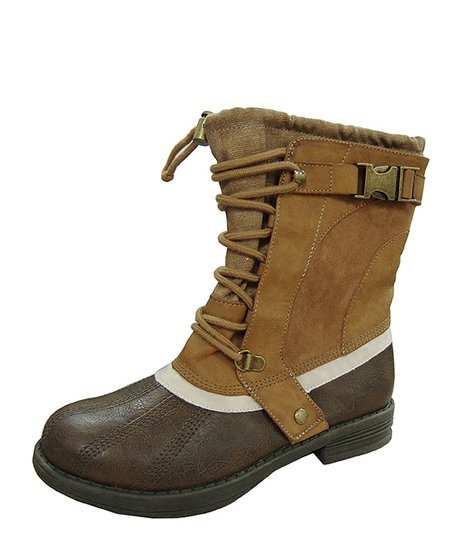 Taupe Seattle Weather Boot