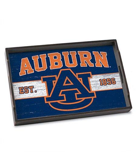 Auburn Tigers Serving Tray