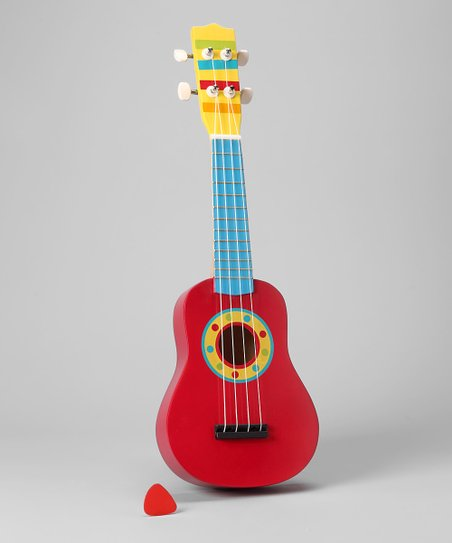 Primary Stripe Ukulele