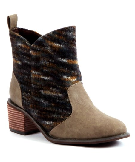 Brown Chloe Boot - Women
