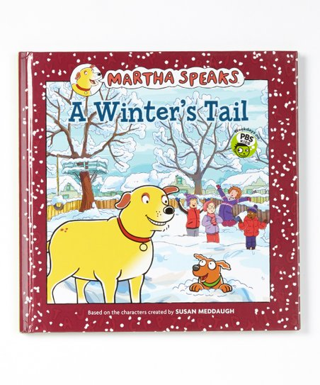 A Winter's Tail Hardcover