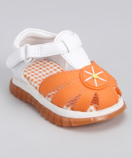 Orange Fruity Sandal