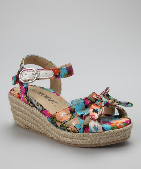Blue Hawaii Espadrille