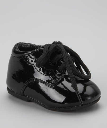 Black Tutu Dress Shoe - Boys