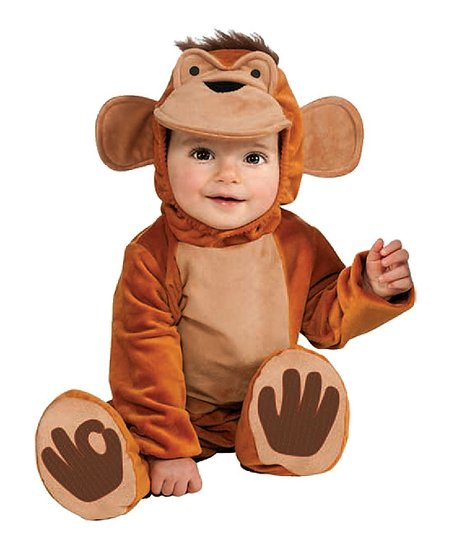 Monkey Dress-Up Set - Infant