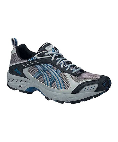 Liquid Silver & Cobalt GEL-Arctic WR Running Shoe - Men