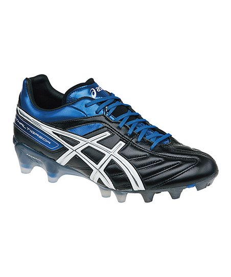 Black & White Lethal Tigreor 4 IT Soccer Shoe - Men