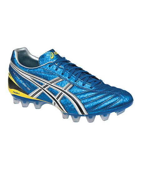 Pacific Blue & Black Lethal Flash DS Soccer Cleat - Men