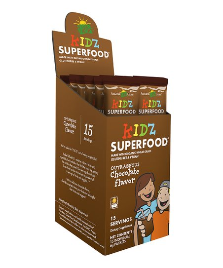 Kidz SuperFood Chocolate Packet – Set of 15
