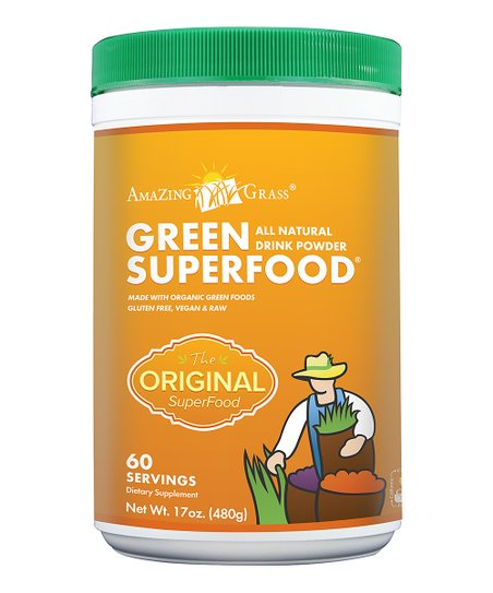 Original Green SuperFood – 60 Servings