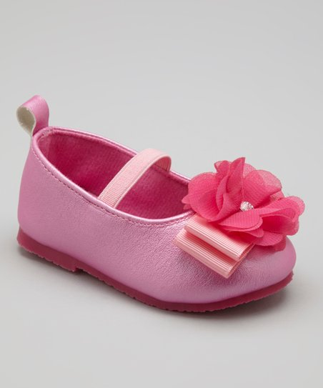 Fuchsia & Pink Flower Flat