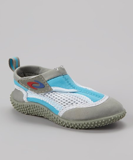 Blue Adjustable Water Shoe