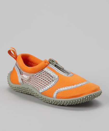 Orange Water Shoe
