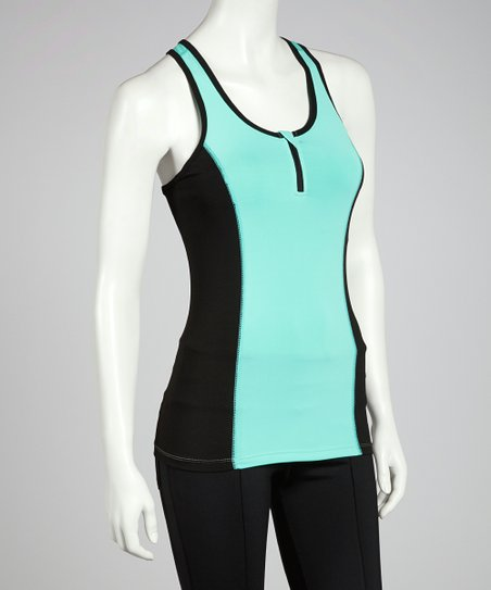 Sea Glass Breeze Support 2.0 Tank - Women