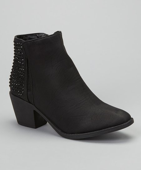 Black Jae Ankle Boot
