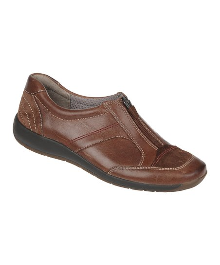 Coffee Bean Baldwin Shoe