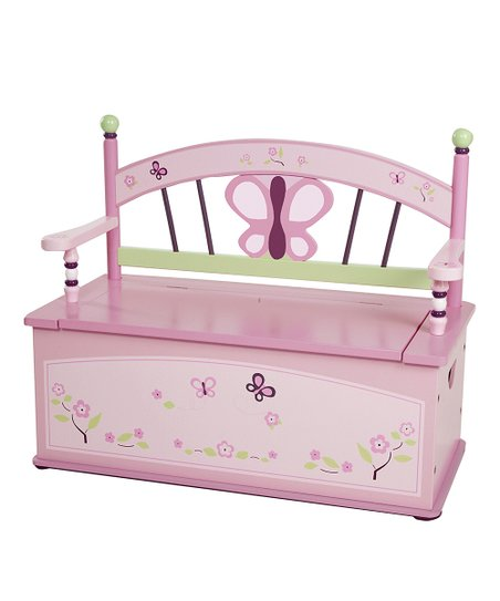 Sugarplum Storage Bench