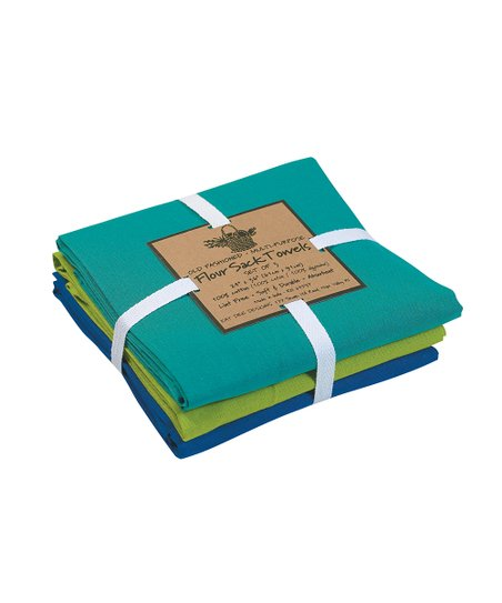 Kay Dee Designs Aquatic Dish Towel Set