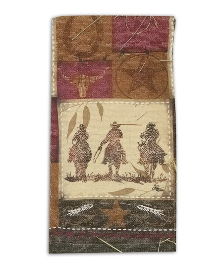 Go West Dish Towel - Set of Two
