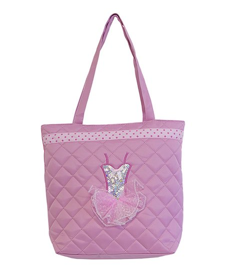 Light Pink Tutu Tote