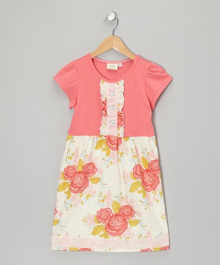 Strawberry Serenade Mya Dress - Infant, Toddler & Girls