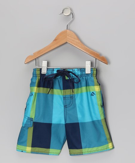 Aqua X-Pro Swim Trunks - Toddler & Boys
