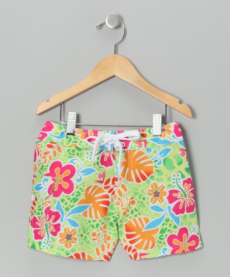 Green Island Boardshorts - Girls