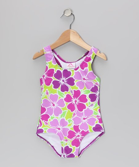 Purple Florence One-Piece - Infant
