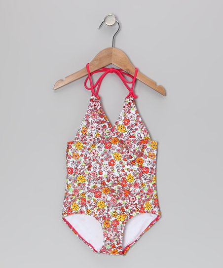 Pink Savannah One-Piece - Infant & Toddler
