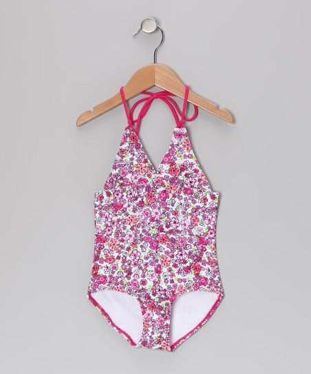 Purple Savannah One-Piece - Infant, Toddler & Girls
