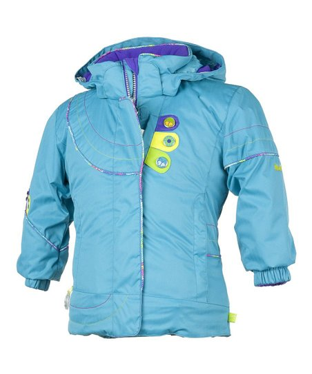 Glacier Blue Karma Jacket - Toddler & Girls