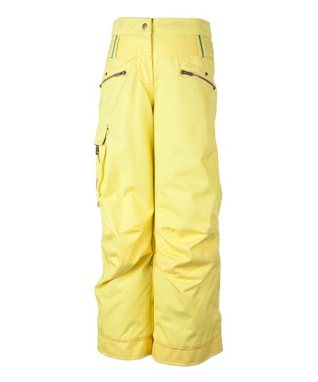 Snapdragon Twilight Snow Pants - Girls
