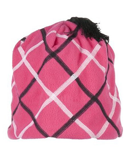 Berry Olivia Fleece Beanie