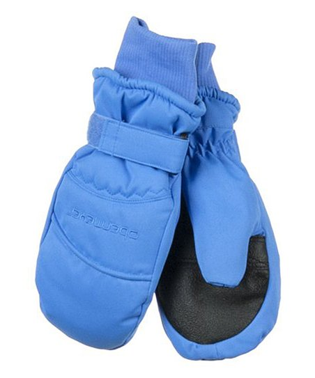 Blue Hawaii Radiator Mittens