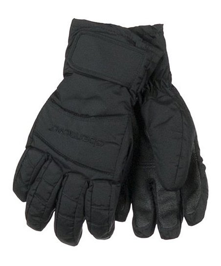 Black Alpine Gloves
