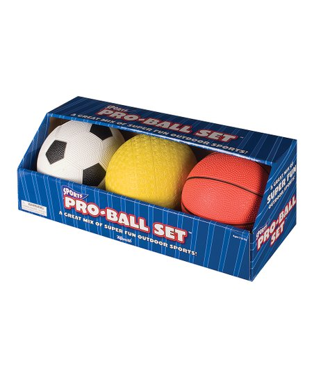 Inflatable Pro Ball Set