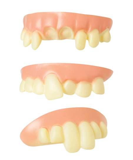 Troubled Teeth - Set of Three