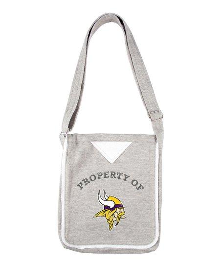 Minnesota Vikings Hoodie Crossbody Bag